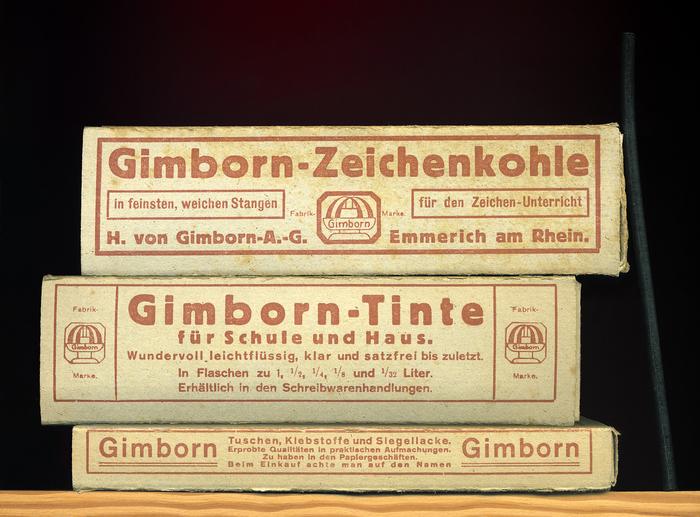 Gimborn art supplies