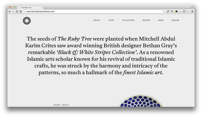 The Ruby Tree 1