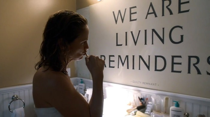 The Leftovers: Guilty Remnant posters and messages 4