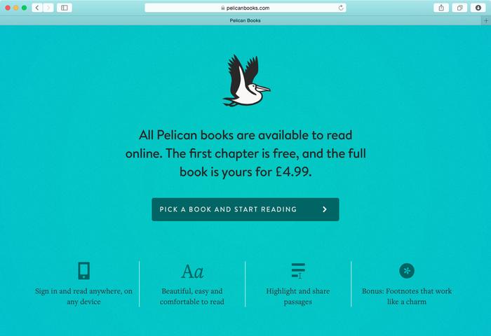 Pelican Books 3