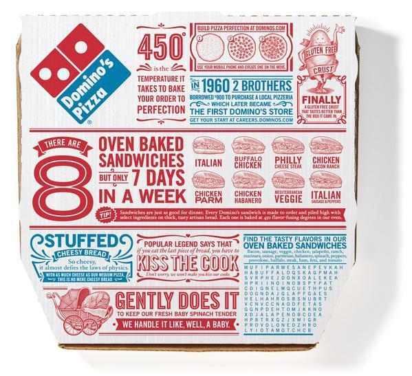 Domino's Pizza 8