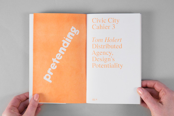 Visual statement for Civic City Cahier 3 4