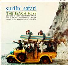 <cite>Surfin' Safari</cite> by The Beach Boys