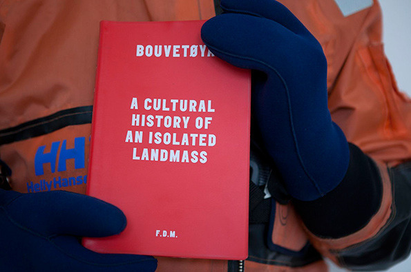 Bouvetøya: A Cultural History of an Isolated Landmass by Freddy Dewe Mathews 2