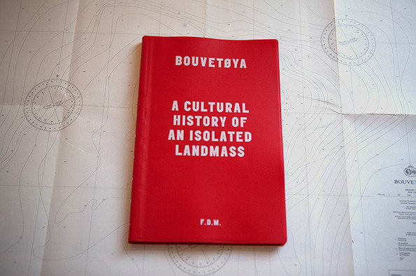Bouvetøya: A Cultural History of an Isolated Landmass by Freddy Dewe Mathews 1