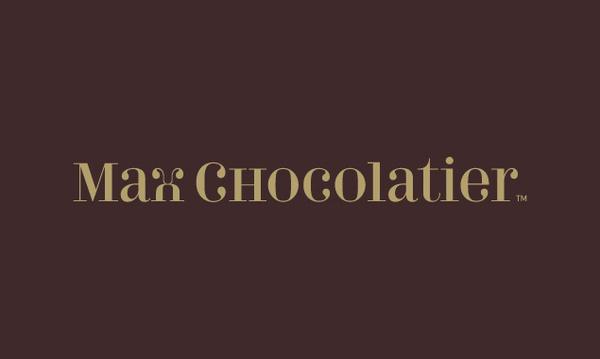 Max Chocolatier branding 3
