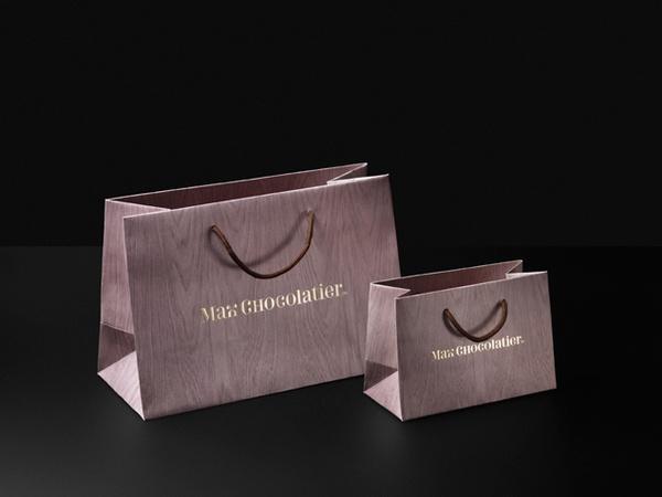Max Chocolatier branding 4