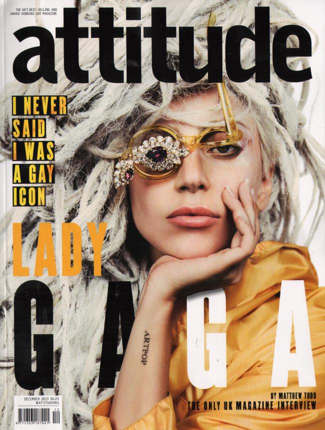 Attitude magazine 2