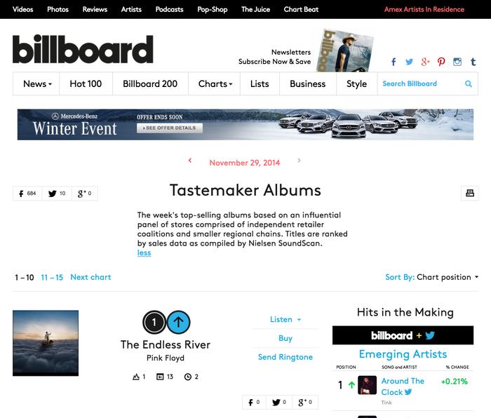 Billboard.com 4