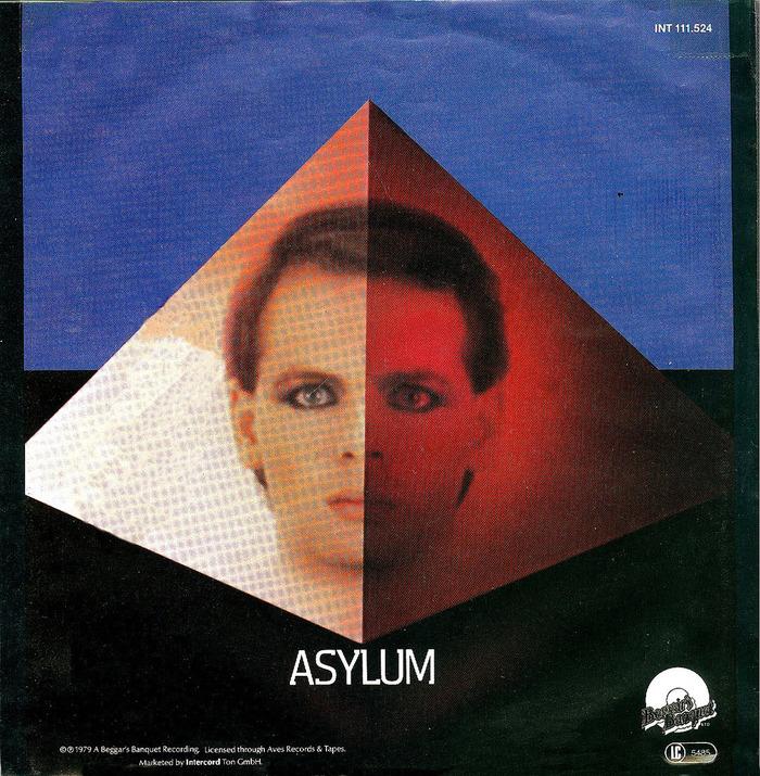 "B-side: ""Asylum"""