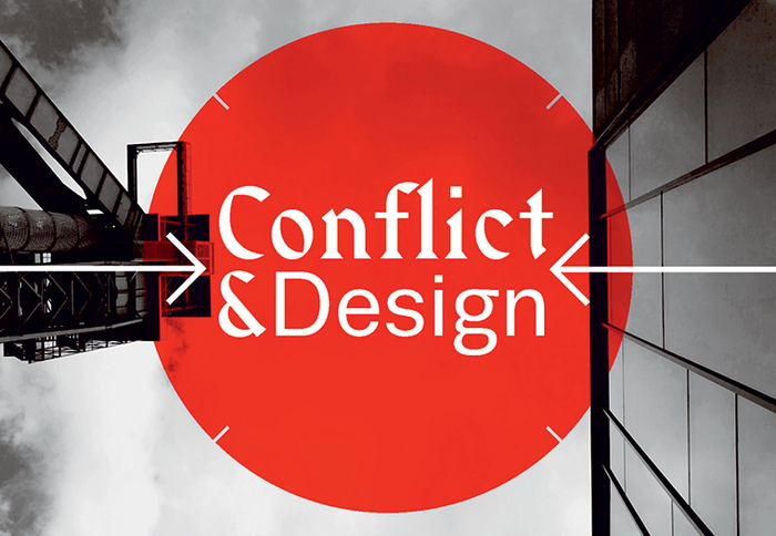7th Design Triennial in Flanders: Conflict & Design 2
