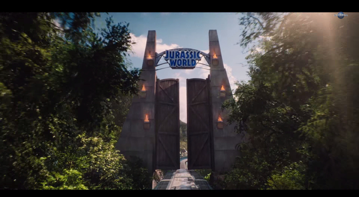 Jurassic World teaser trailer 1
