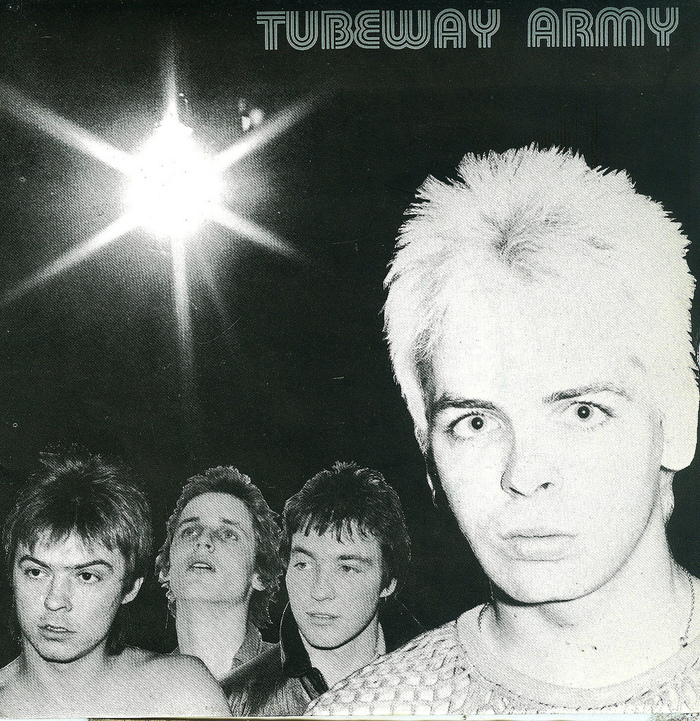 Bombers by Tubeway Army 2