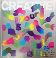 <cite>Creative Review</cite>: Creative Futures