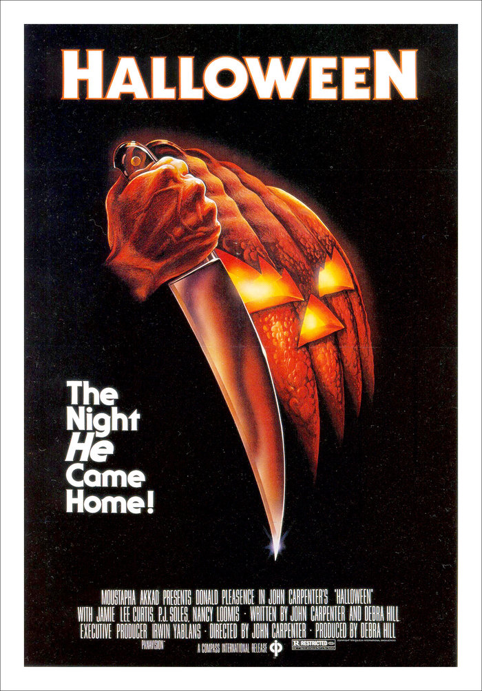 Halloween film titles and marketing 1