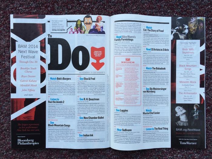 New York magazine, Nov 17–23 2014 3