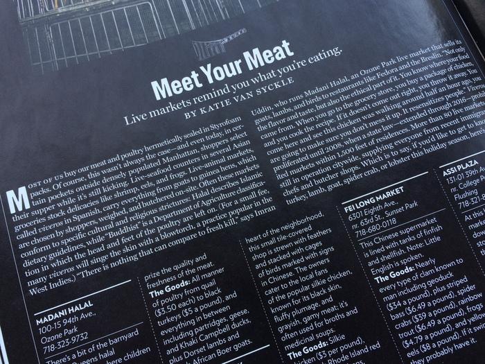 New York magazine, Nov 17–23 2014 7