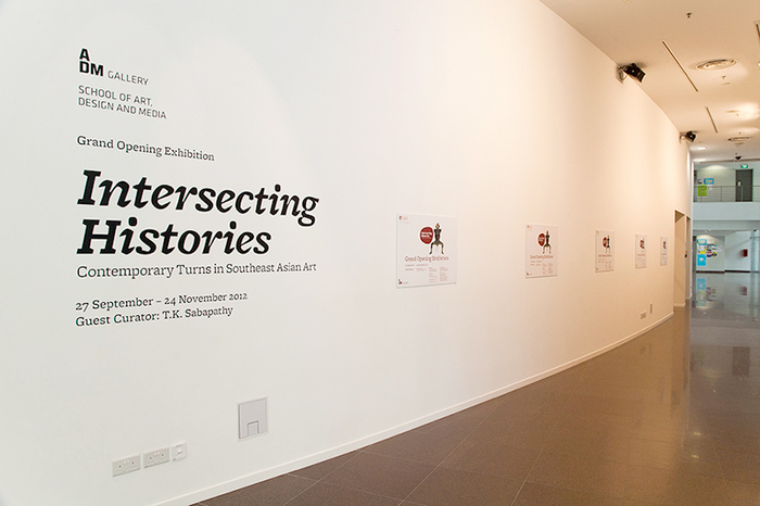 Intersecting Histories 1