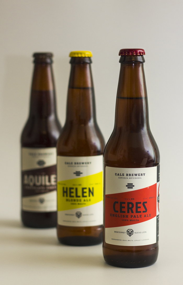 Cale brewery, cerveza artesanal 1