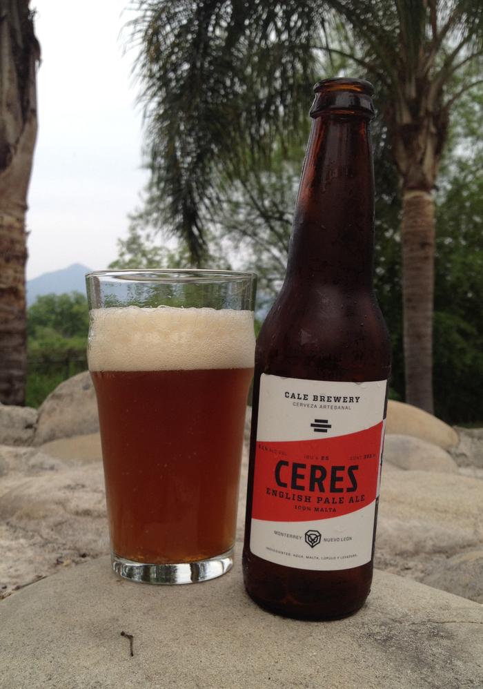 Cale brewery, cerveza artesanal 2