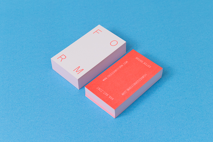Form Studio Business Card 1
