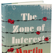 <cite>The Zone of Interest</cite> book cover, 2014 Knopf edition