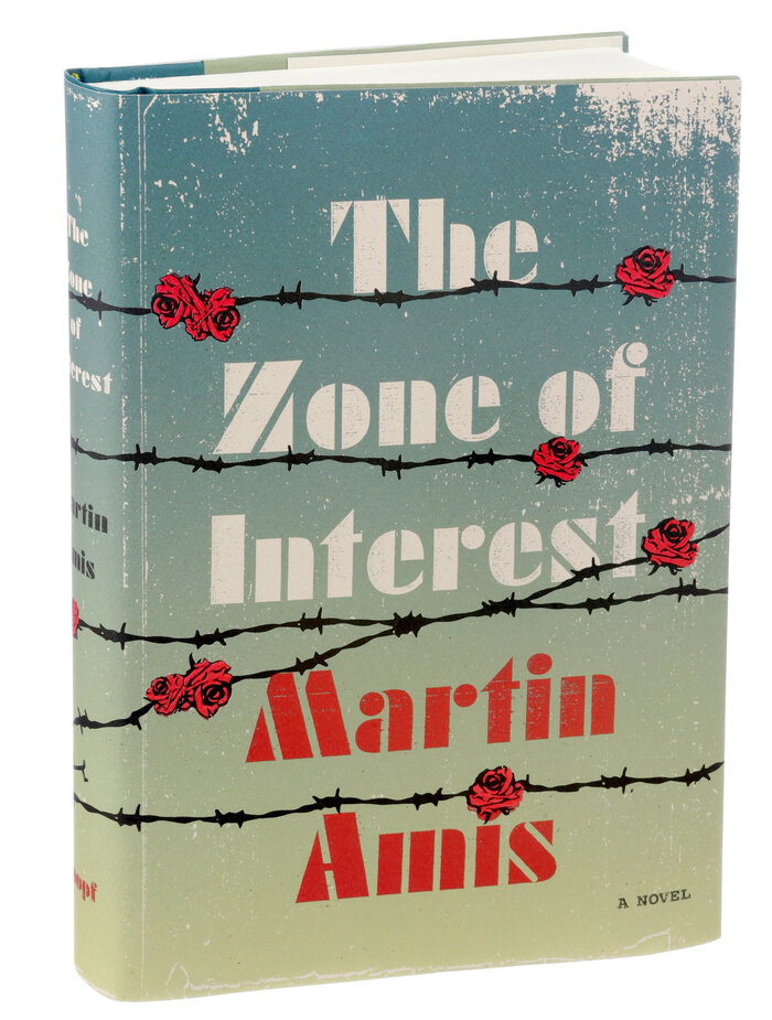 The Zone of Interest book cover, 2014 Knopf edition 1