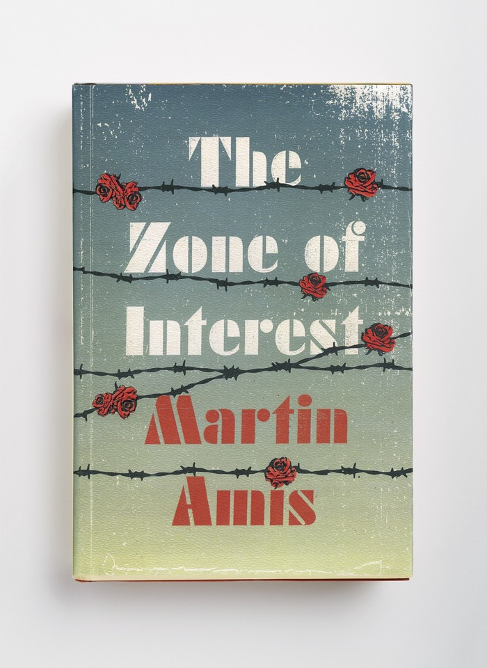 The Zone of Interest book cover, 2014 Knopf edition 2