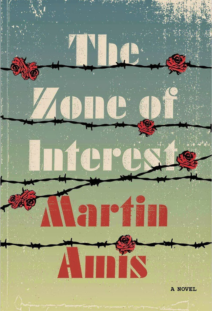 The Zone of Interest book cover, 2014 Knopf edition 3