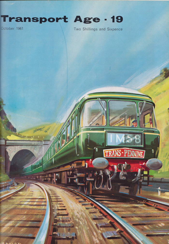Transport Age magazine covers 7