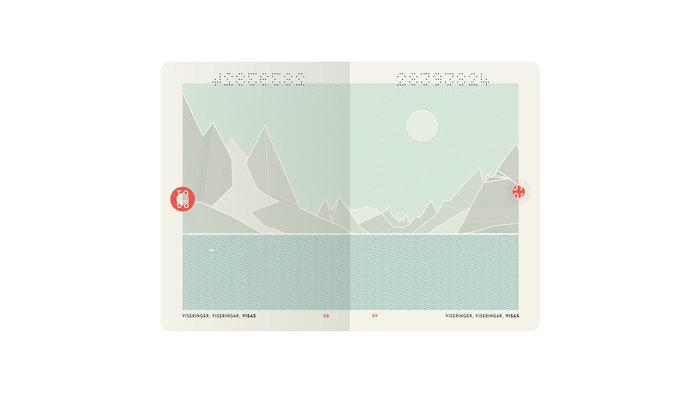 Norway Passport (2014 winning proposal) 2