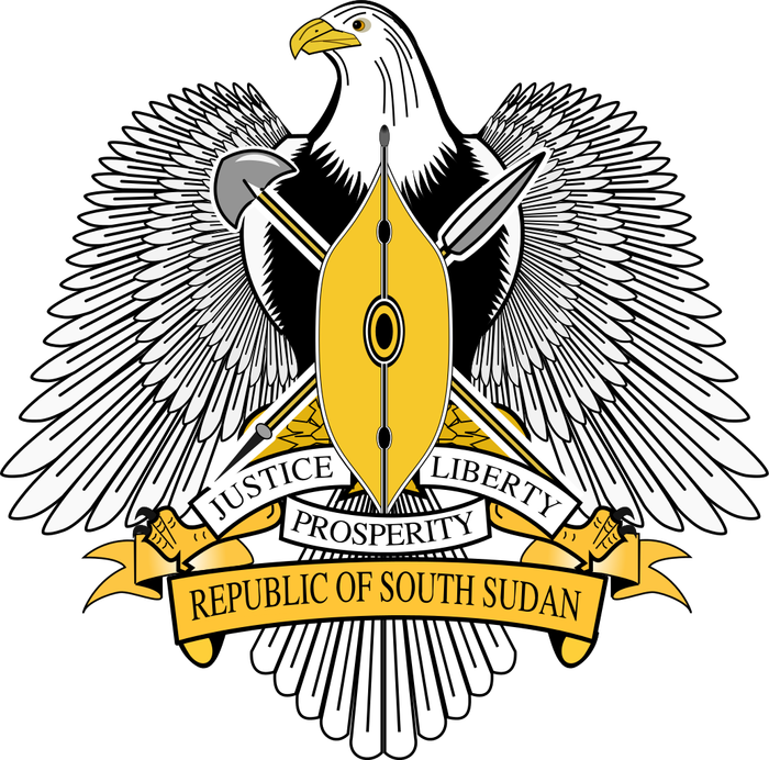 Coat of Arms, South Sudan 2