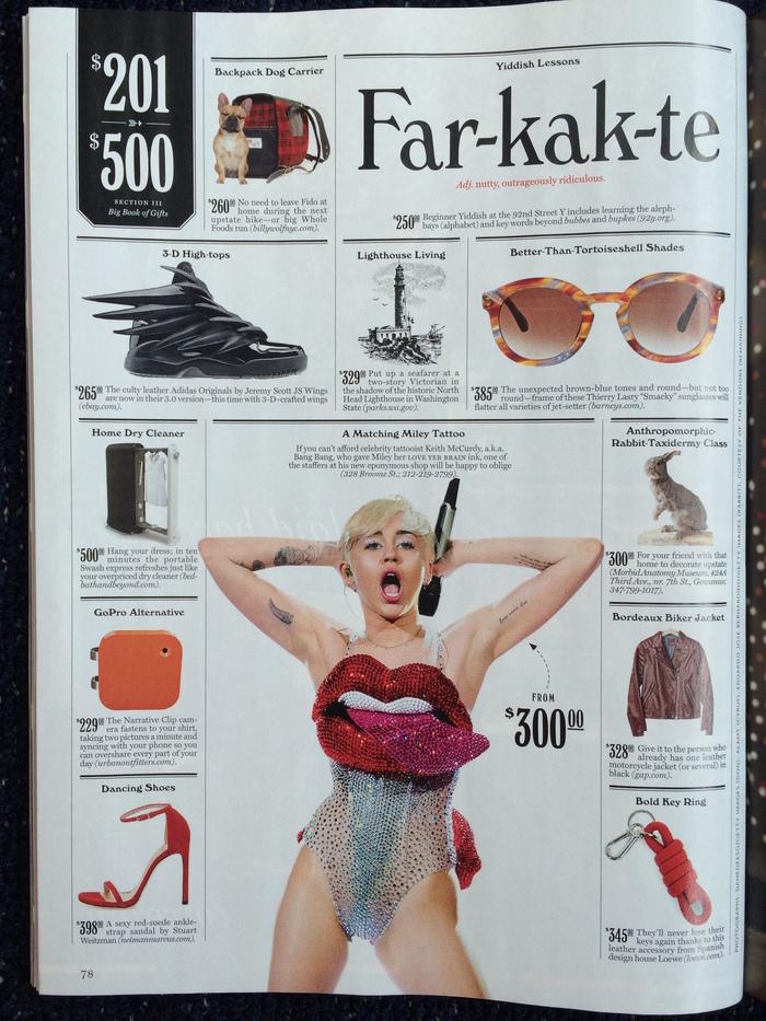 New York magazine holiday gift guide 2014 9