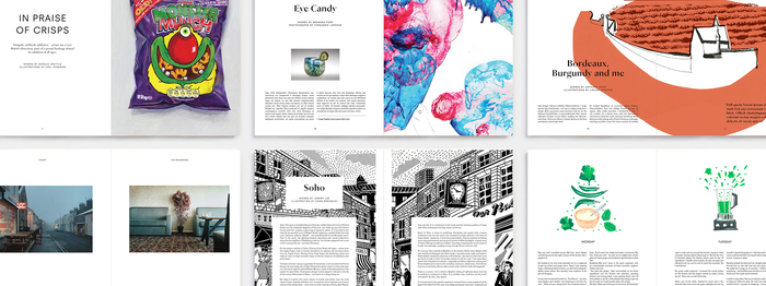 Toast Magazine (2014) 1