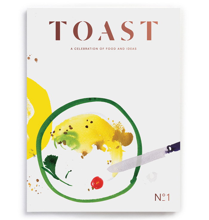 Toast Magazine (2014) 3