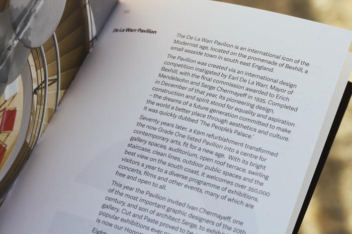 ISTD – 2014 International Typographic Awards catalogue 3