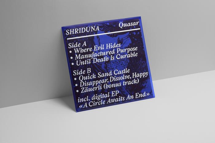 Shriduna Record Sleeve & Poster 2