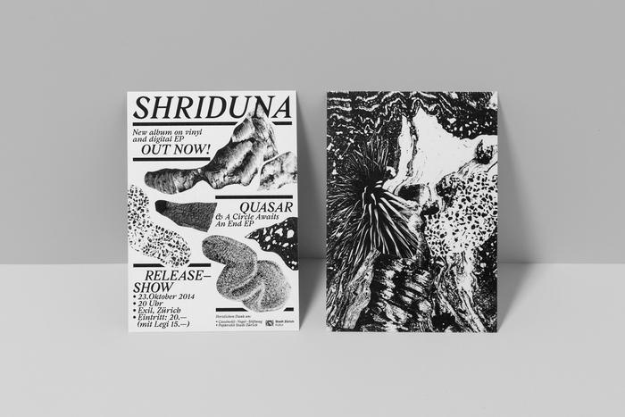 Shriduna Record Sleeve & Poster 6