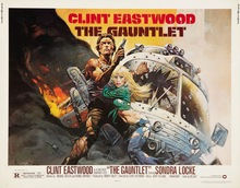 <cite>The Gauntlet</cite> movie poster