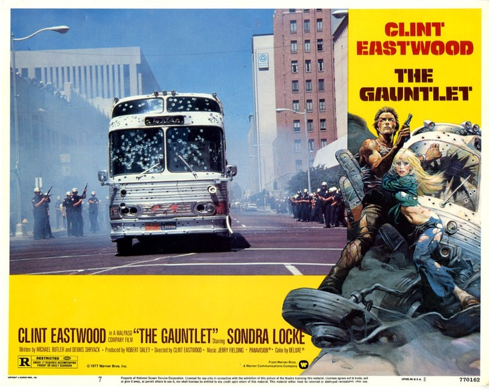 The Gauntlet movie poster 4