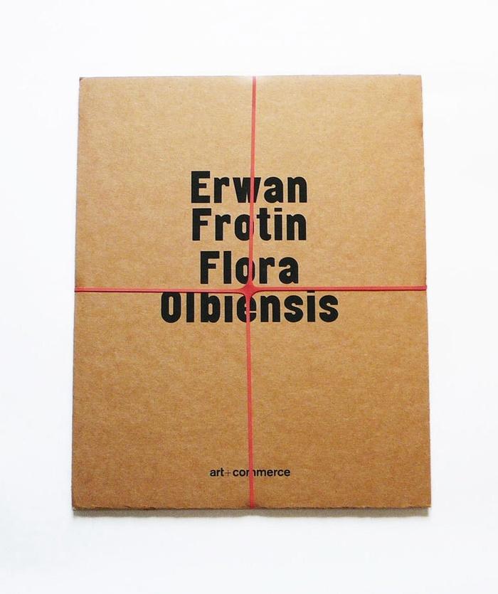 Art & Commerce Erwan Frotin invite & portfolio 3