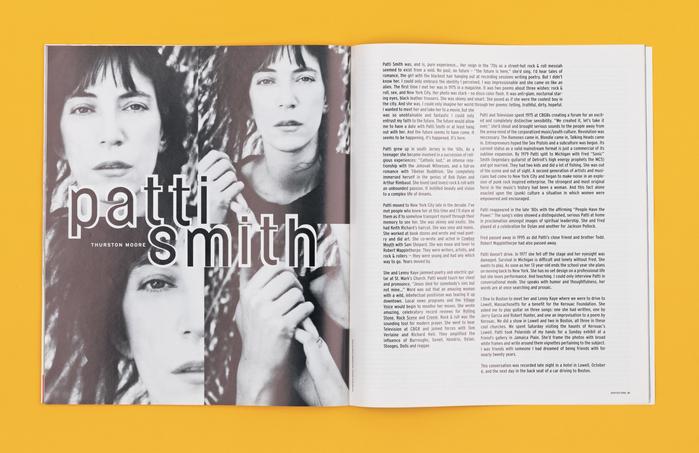 BOMB magazine (1995) 5