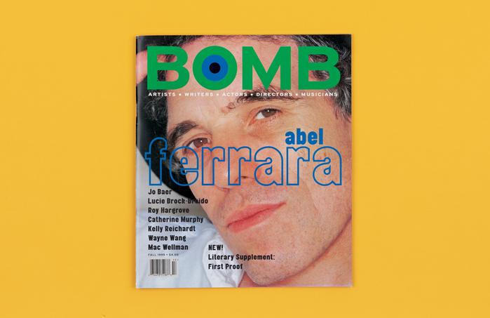 BOMB magazine (1995) 2