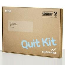 NHS Smokefree Quit Kit