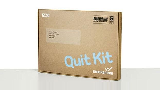 NHS Smokefree Quit Kit 1