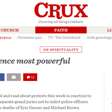 Crux: Covering all things Catholic