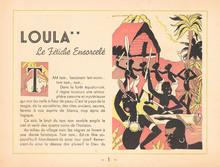 <cite>Loula – Le fétiche ensorcelé</cite>