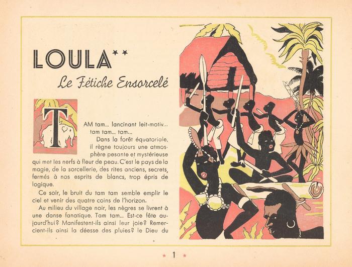 Loula – Le fétiche ensorcelé