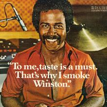 Winston Cigarettes ads (1970s)