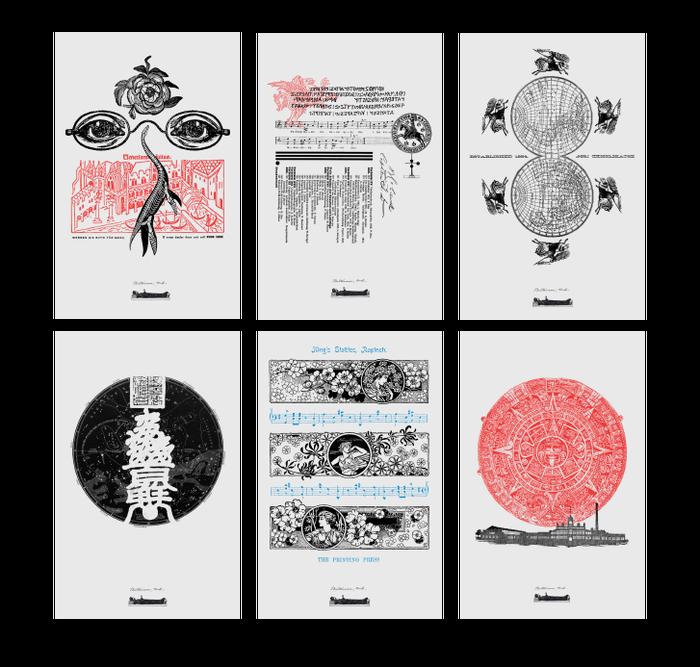 Moonshine Prints 1
